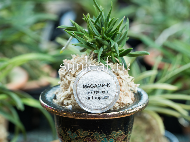 Удобрение Магамп К для неофинетии фальката udobrenie neofinetia falcata Magamp K