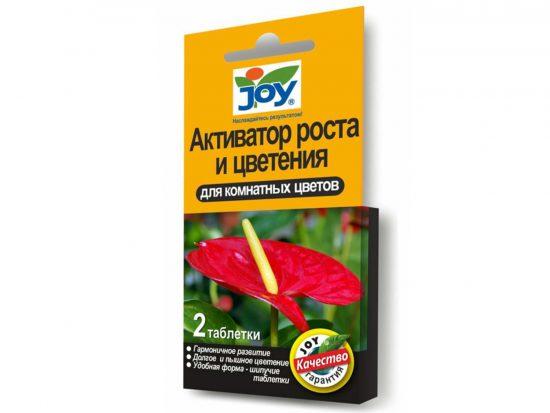 Активатор роста и цветения для комнатных растений и орхидей